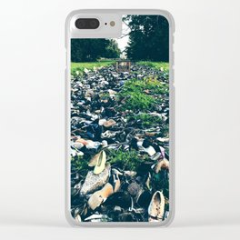pathways. Clear iPhone Case