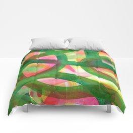 End of bloom Comforters