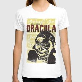 Bela Lugosi s Dracula Fan Art T-shirt