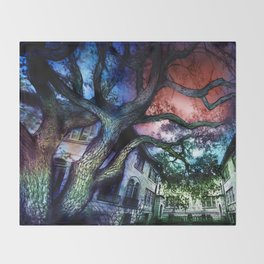 Garden District Throw Blanket
