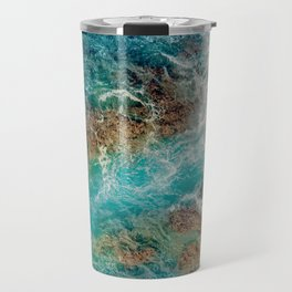 Rocky Beach No1 Travel Mug