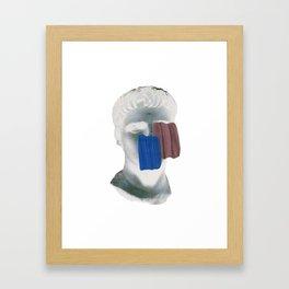 ....Modern Antic... Framed Art Print