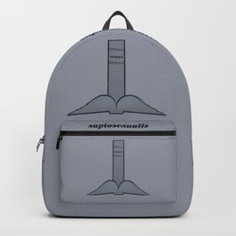 Sapiosexualis Backpack