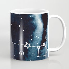 Pisces Zodiac Constellation Coffee Mug