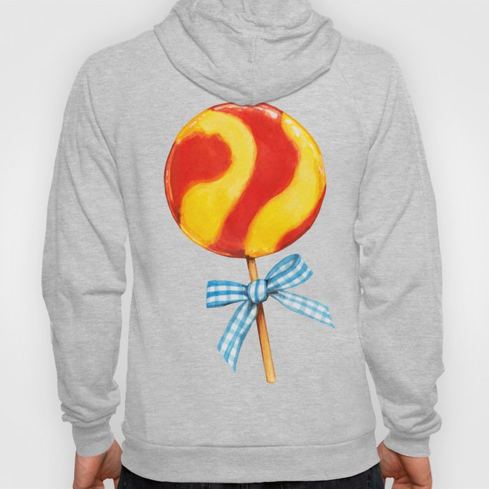 Candy Pattern Hoody
