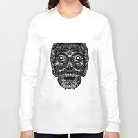 dracula Long Sleeve T-shirts featuring Dracula by Jamie Bryan