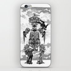 Doctor Jūzō iPhone & iPod Skin