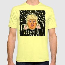 Short-Fingered Vulgarian T-shirt