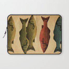 One fish Two fish... Laptop Sleeve