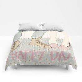 HAPPY DAY Comforters