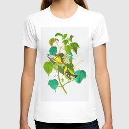 Hemlock Warbler Bird T-shirt