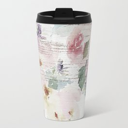 Vintage Spring Love Travel Mug
