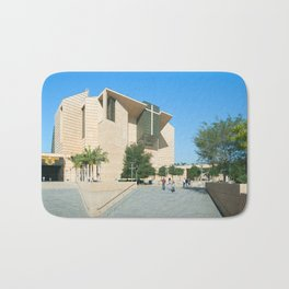 Cathedral Of Our Lady Of The Angels - Los Angeles California Bath Mat