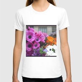 Flower Shop Window T-shirt