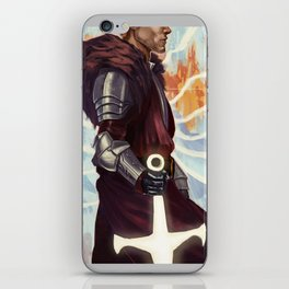 Cullen Rutherford Poster iPhone Skin