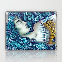 Calypso Sleeps Laptop & iPad Skin