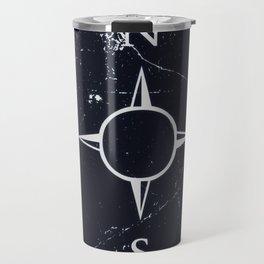 Dark compass Travel Mug