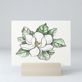 Magnolia Grandiflora Mini Art Print