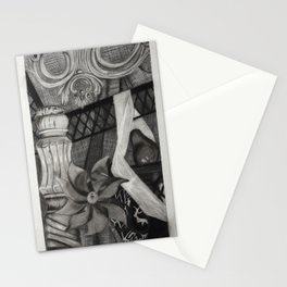 Perpetual Pinwheel Stationery Cards