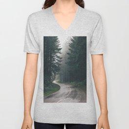Forest Road Unisex V-Neck