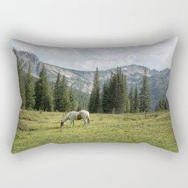 Wallowas 2 Rectangular Pillow
