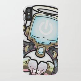 CONNECT_Bot022 iPhone Case
