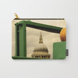 St Paul's from Southwark Bridge Carry-All Pouch