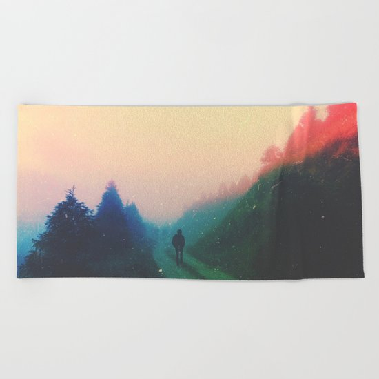 Fool_ Beach Towel