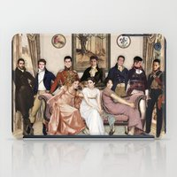 pride and prejudice iPad Cases featuring Pride and Prejudice and Werewolves by DeadPlants