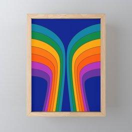 Boardwalk Wing Framed Mini Art Print