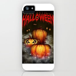 Holiday of halloween iPhone Case