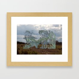 Dives Framed Art Print