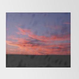 Living Skies Throw Blanket