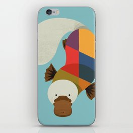 Platypus iPhone Skin