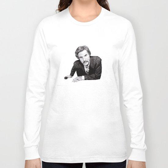 Ron Long Sleeve T-shirt