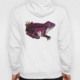 Pinky the Frog Hoody