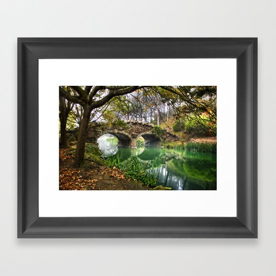 Golden Gate Park Framed Art Print