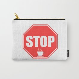 STOP Carry-All Pouch