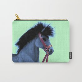 Pop Art Pony 1 Carry-All Pouch