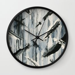 """""""Rainy Day"""" Wall Clock"""