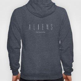 Aliens - This Time It's War - Vintage Hoody