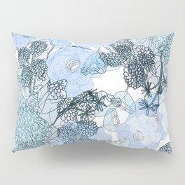 Blue is your color Pillow Sham