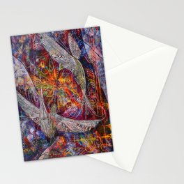 Synergistic Soul Mates Stationery Cards