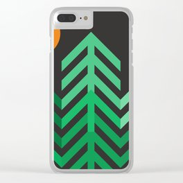 The trees to grow #society6 #decor #buyart #artprint Clear iPhone Case