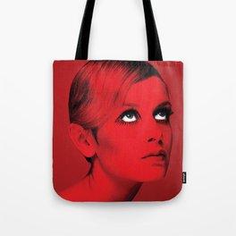 Red Fashion Tote Bag