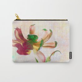 Dancing Tulip Carry-All Pouch