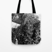 peanuts Tote Bags featuring boiled peanuts by meredith w ochoa