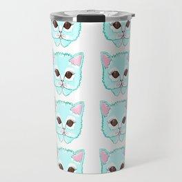 Miss Kitty Travel Mug