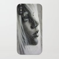 firefly iPhone & iPod Cases featuring Firefly by Olga Noes