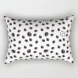 Avocado  Solo Rectangular Pillow